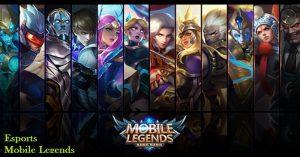 Akses Esports Mobile Legends